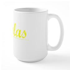 Nicolas, Yellow Mug