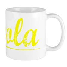 Nicola, Yellow Mug