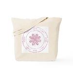live, laugh, love, learn Tote Bag