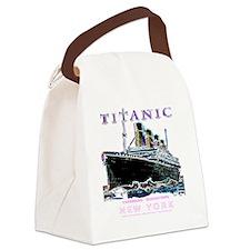 tg914x14 Canvas Lunch Bag
