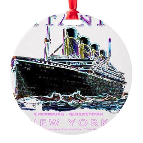 tg914x14 Round Ornament