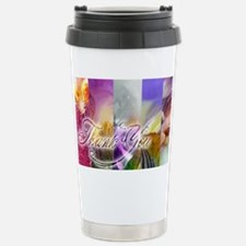 Thank You too Stainless Steel Travel Mug