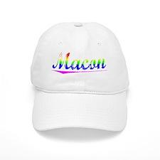 Macon, Rainbow, Baseball Cap