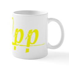 Opp, Yellow Mug