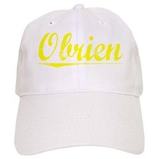 Obrien, Yellow Baseball Cap