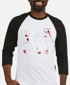 when the zombies attack im so trip Baseball Jersey