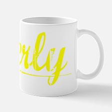 Overly, Yellow Mug