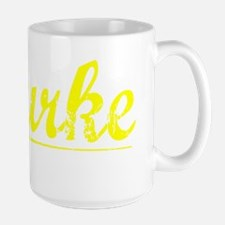 Orourke, Yellow Mug