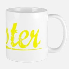 Oster, Yellow Mug