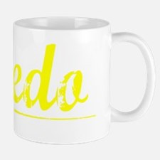 Oviedo, Yellow Mug