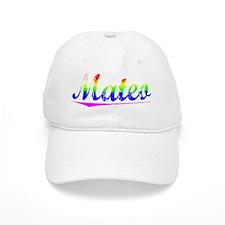 Mateo, Rainbow, Baseball Cap