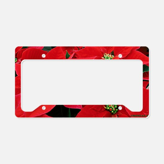 PoinCocktailPlatter License Plate Holder