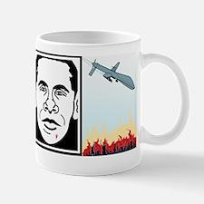 Obama Obey Drones Mug