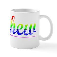 Mathew, Rainbow, Mug