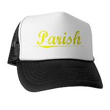 Parish, Yellow Trucker Hat