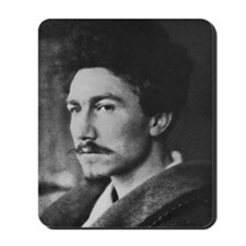 Ezra Pound Mousepad