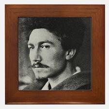 Ezra Pound Framed Tile