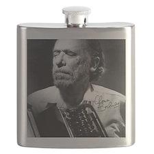 Charles Bukowski Flask