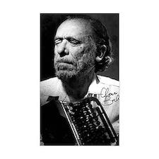 Charles Bukowski Decal