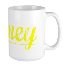 Penney, Yellow Mug