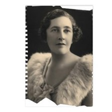 Agatha Cristie Postcards (Package of 8)