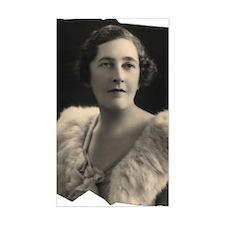 Agatha Cristie Decal
