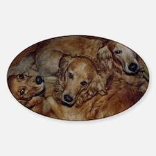 Dog Rug Decal