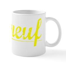 Phaneuf, Yellow Mug