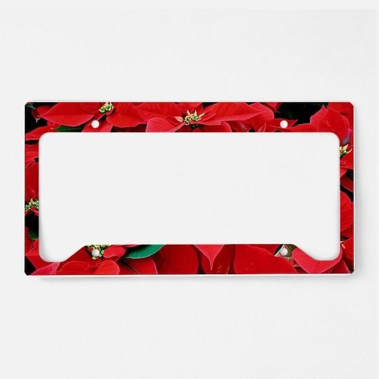 PoinPillowcasePlain License Plate Holder
