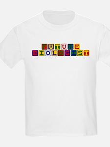 Future Biologist Kids T-Shirt