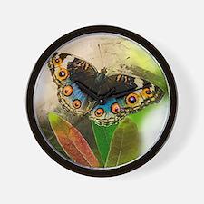 Little Butterfly Wall Clock