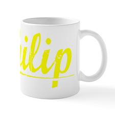 Philip, Yellow Mug