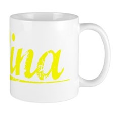 Pina, Yellow Mug