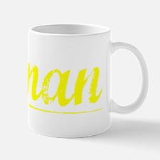 Pitman, Yellow Mug