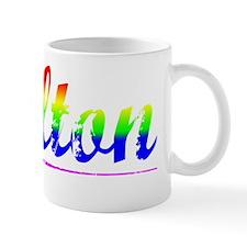 Melton, Rainbow, Mug