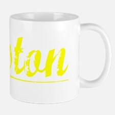 Preston, Yellow Mug