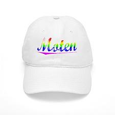 Moten, Rainbow, Baseball Cap