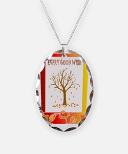 ALl the leaves are falling Necklace