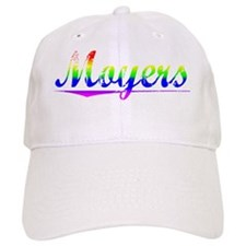 Moyers, Rainbow, Baseball Cap
