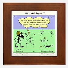 Max and Beyond U.S.... Framed Tile