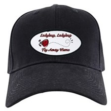 Ladybug Fly Away China Adoption Baseball Hat