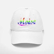 Moise, Rainbow, Baseball Baseball Cap