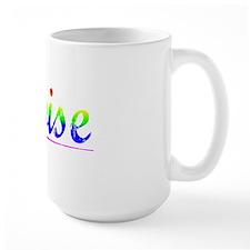 Moise, Rainbow, Mug