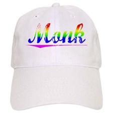 Monk, Rainbow, Baseball Cap
