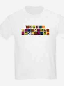 Future Molecular Biologist Kids T-Shirt