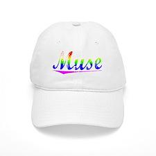 Muse, Rainbow, Baseball Cap