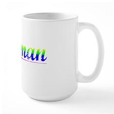 Morman, Rainbow, Mug