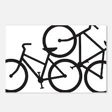 Bike Love Postcards (Package of 8)