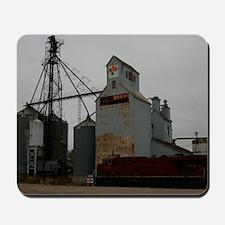 Pickin Up The Grain--cp Mousepad