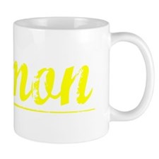 Ramon, Yellow Small Mug